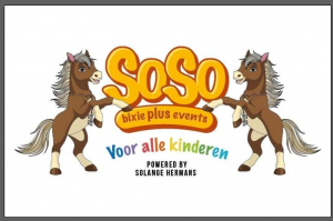 Soso events | Pony rijden | Solange Hermans | Bixie